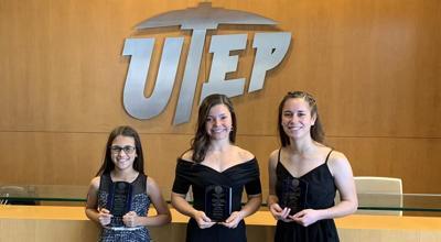 SISD student-athletes win all three local 2019 Flo Hyman Awards