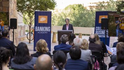 Heather Wilson Banking Academy