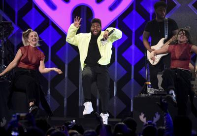 2018 Z100 iHeartRadio Jingle Ball - New York - Show
