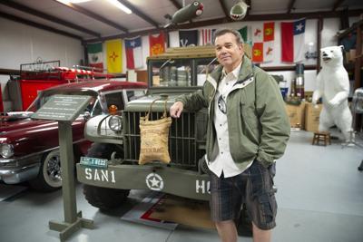 Joe Pickett car collection