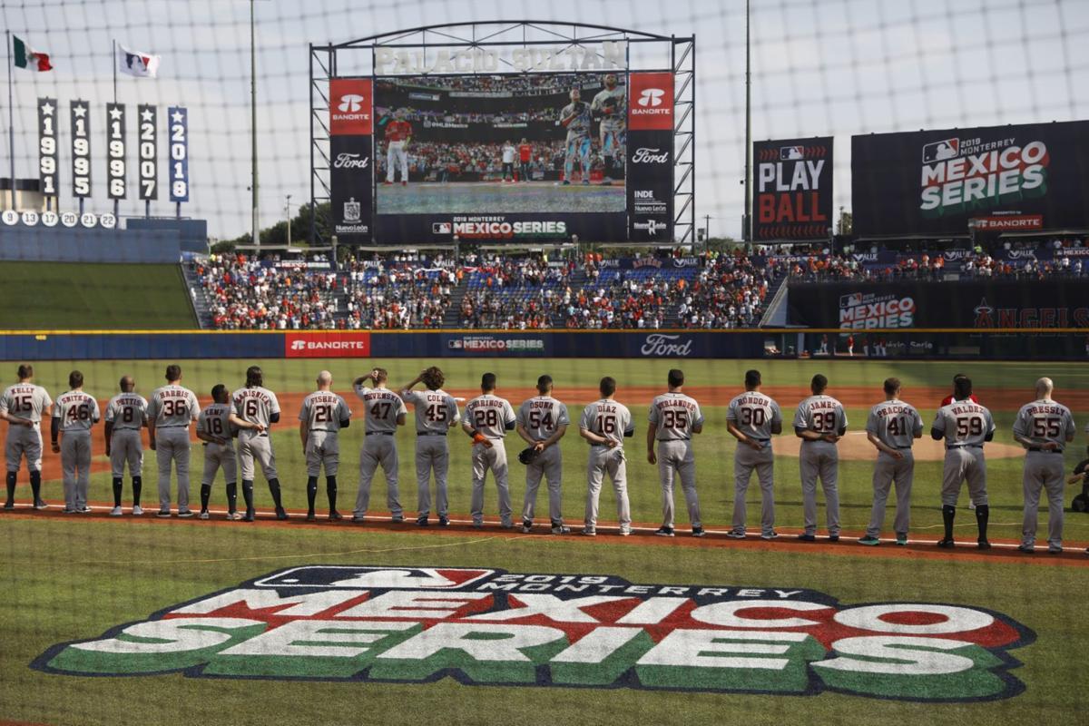 Beisbol en México
