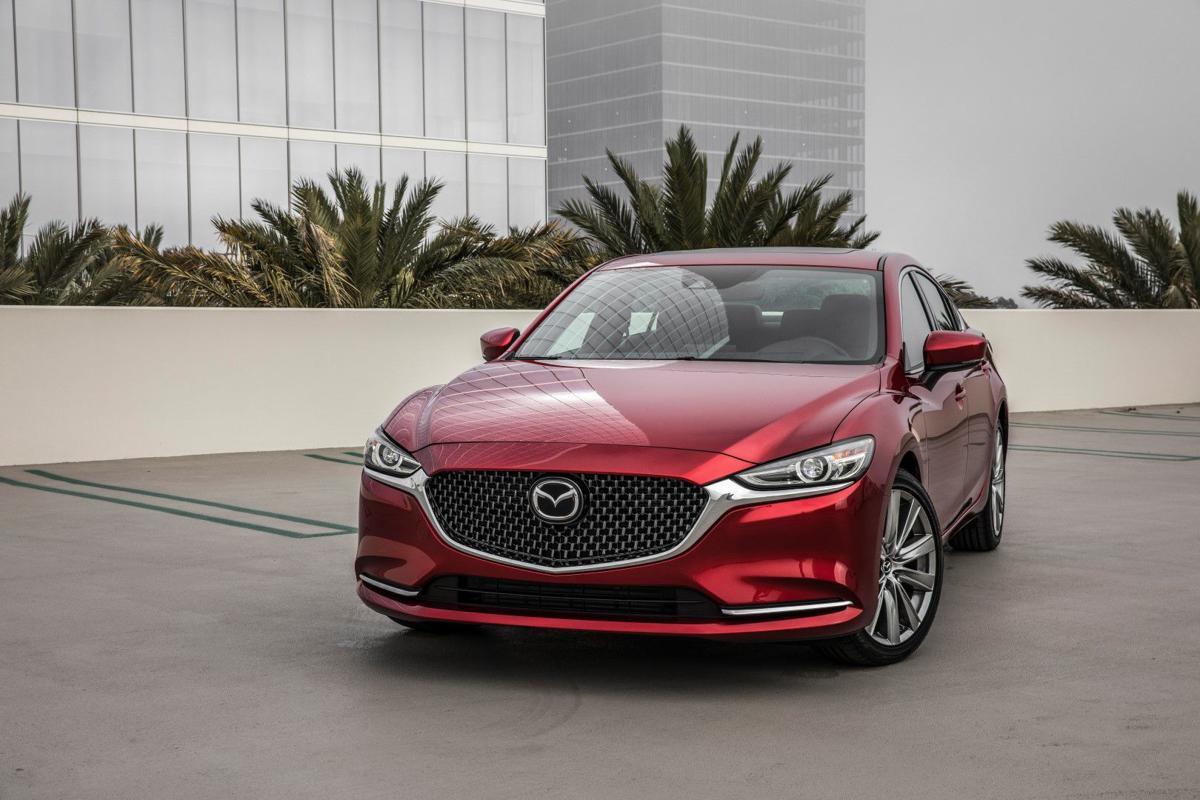 Mazda 6-2018