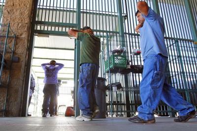 Centro de detención en Tucson