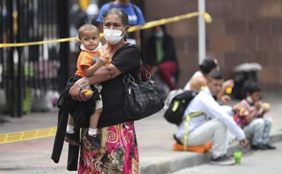 Colombia inicia cuarentena por COVID-19