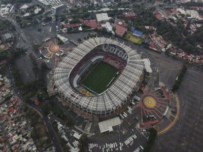 Estadio Azteca en CDMX