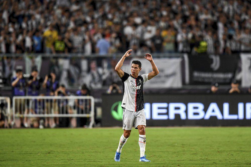 Ronaldo, Messi, Rapinoe nominados a premios de la FIFA