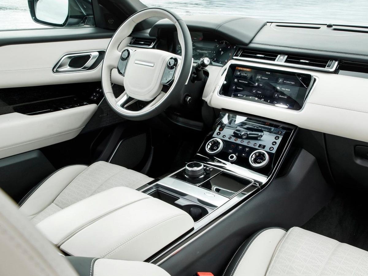 Nuevo Range Rover Velar, tentación poderosa 2