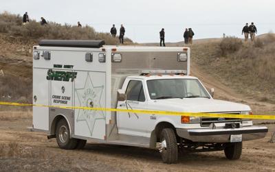 vehículo del alguacil del condado