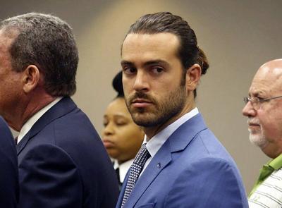 Pablo Lyle en la corte