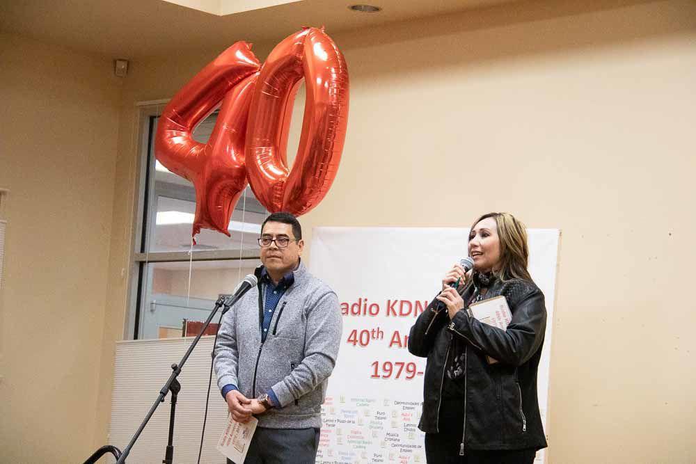 Fotogalería: 40 Aniversario de Radio KDNA-1