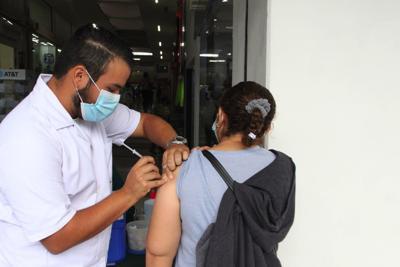 Vacuna COVID México