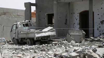 Más de 1.000 personas muertas por combate en Libia