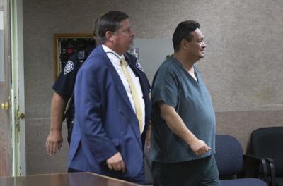 Juan Orozco comparece en la corte