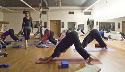 Yoga, práctica colectiva para todos