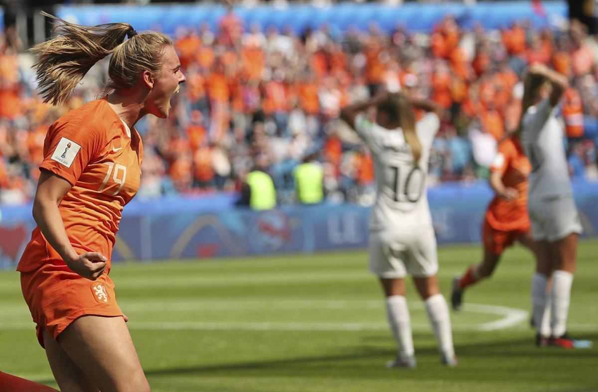Holanda vs Nueva Zelanda