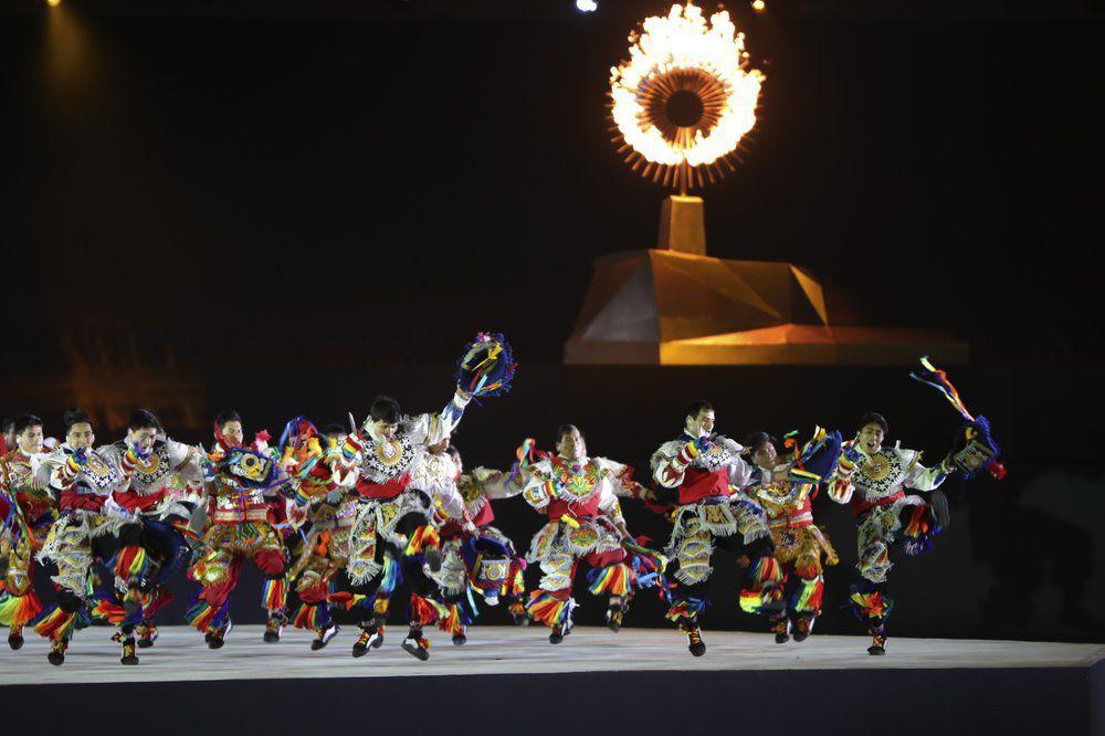 Un Perú aún más orgulloso clausura los Panamericanos