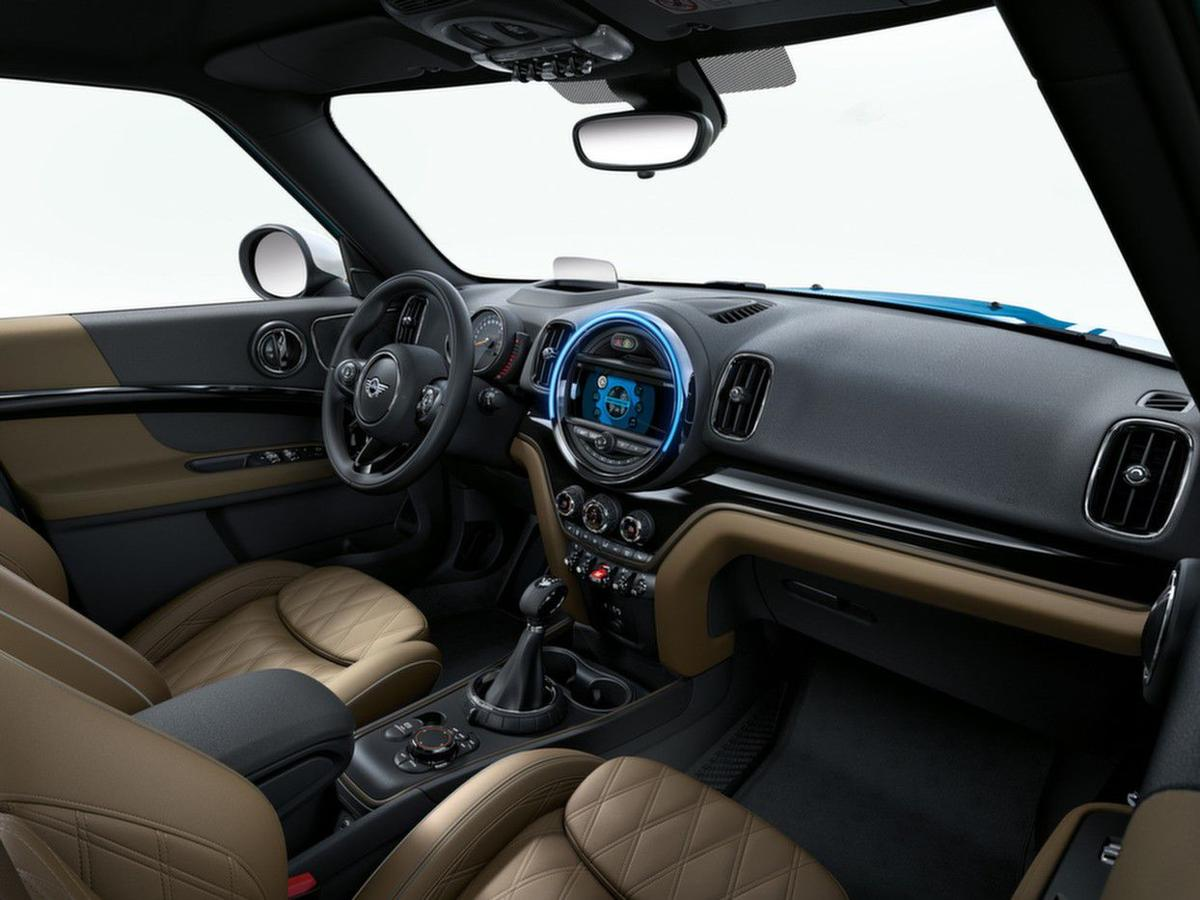 Mini Cooper S E Countryman All4  2019-2