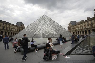 Louvre en París