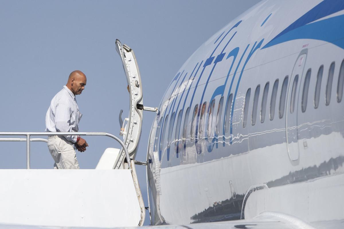 Detenido de ICE en aeropuerto de Yakima