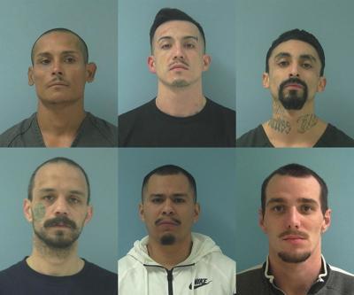 Presos fugitivos (foto español)