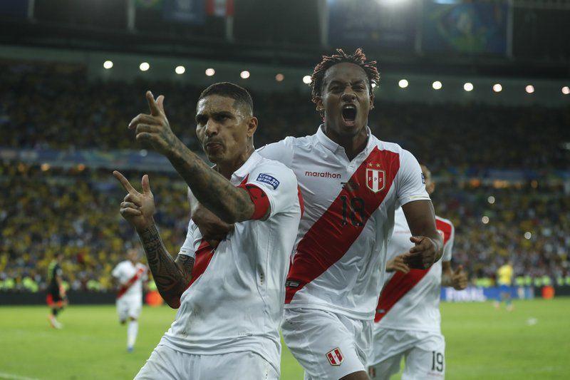 Brasil somete 3-1 a Perú y conquista su 9na Copa América