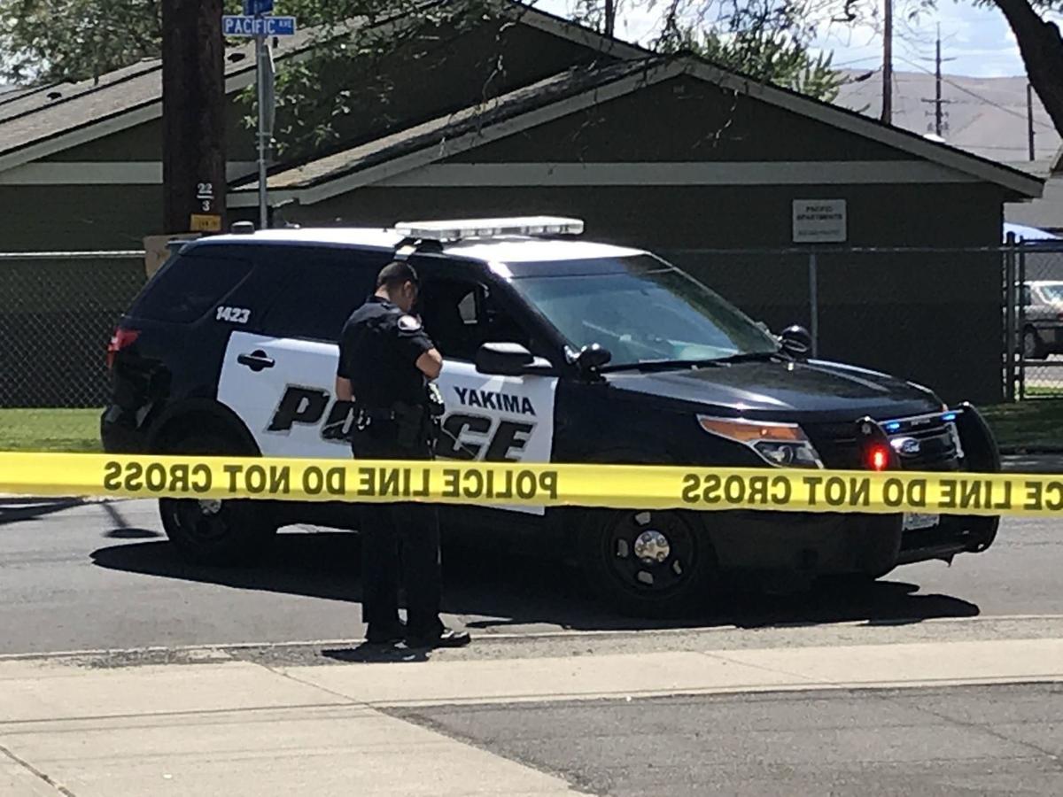 Yakima Police Officer