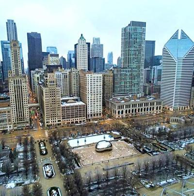 Visitando Chicago