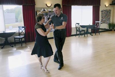 Maestros de baile