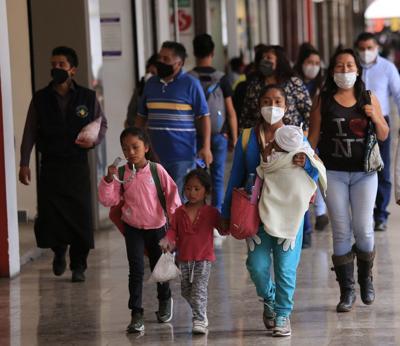 Lidera México orfandad  por COVID-19 en el mundo