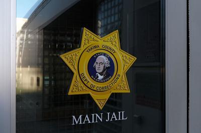Puerta de la cárcel del condado de Yakima