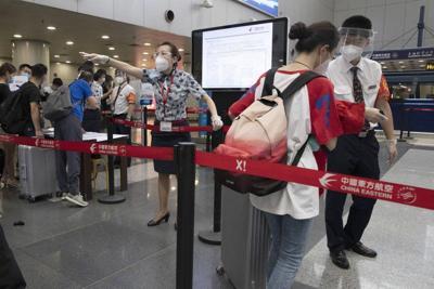 China enfrenta nuevo brote