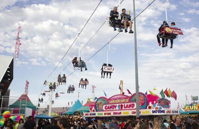 Feria en Yakima