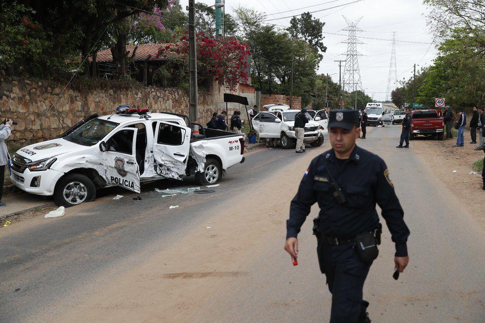 Paraguay: destituyen a altos funcionarios por fuga de narco