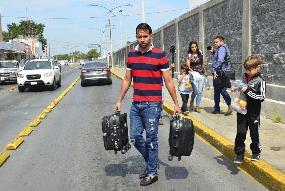 Nuevo Laredo recibe grupo de migrantes devueltos por EEUU2
