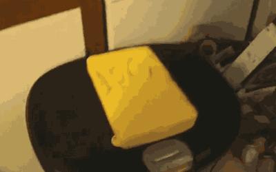 Paquete de cocaína