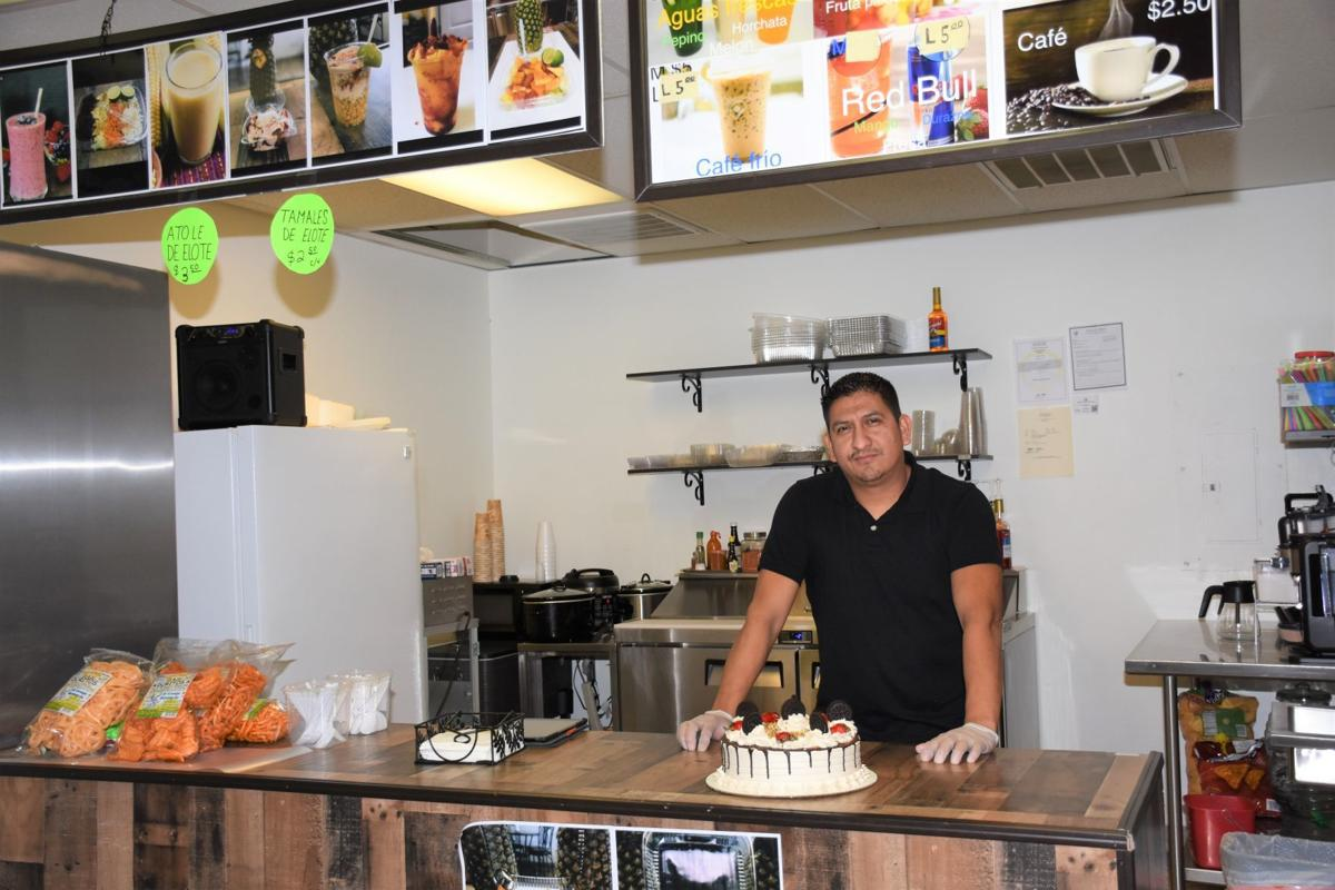 El Quetzal, frutería y pastelería en Union Gap (Foto)