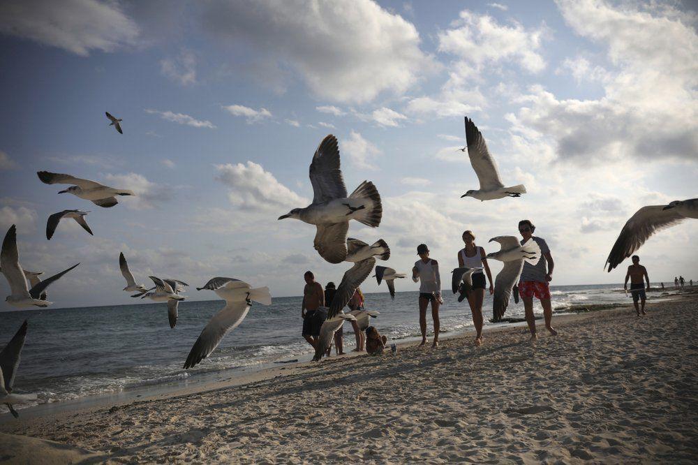 Repunta el turismo en México en plena pandemia