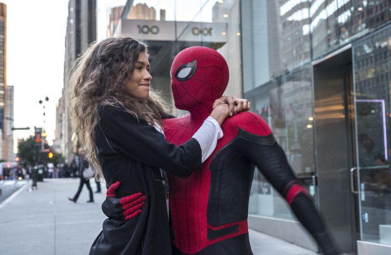 Spider-Man se balancea otra vez en exitosa secuela2