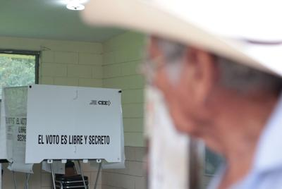 Voto en México