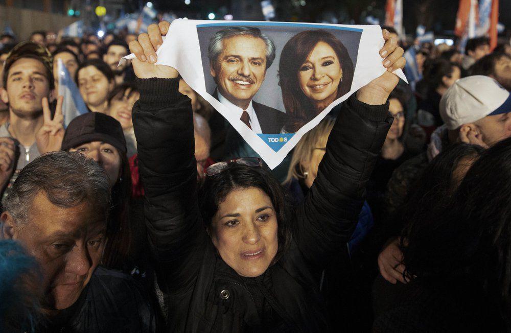 Secuelas de elecciones primarias en Argentina