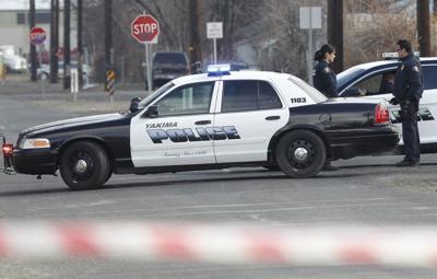 Patrulla de policía de Yakima en acción (copy)