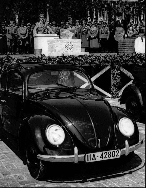 De los nazis a los hippies- dejan de fabricar el Escarabajo2