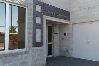Oficina del forense del condado de Yakima