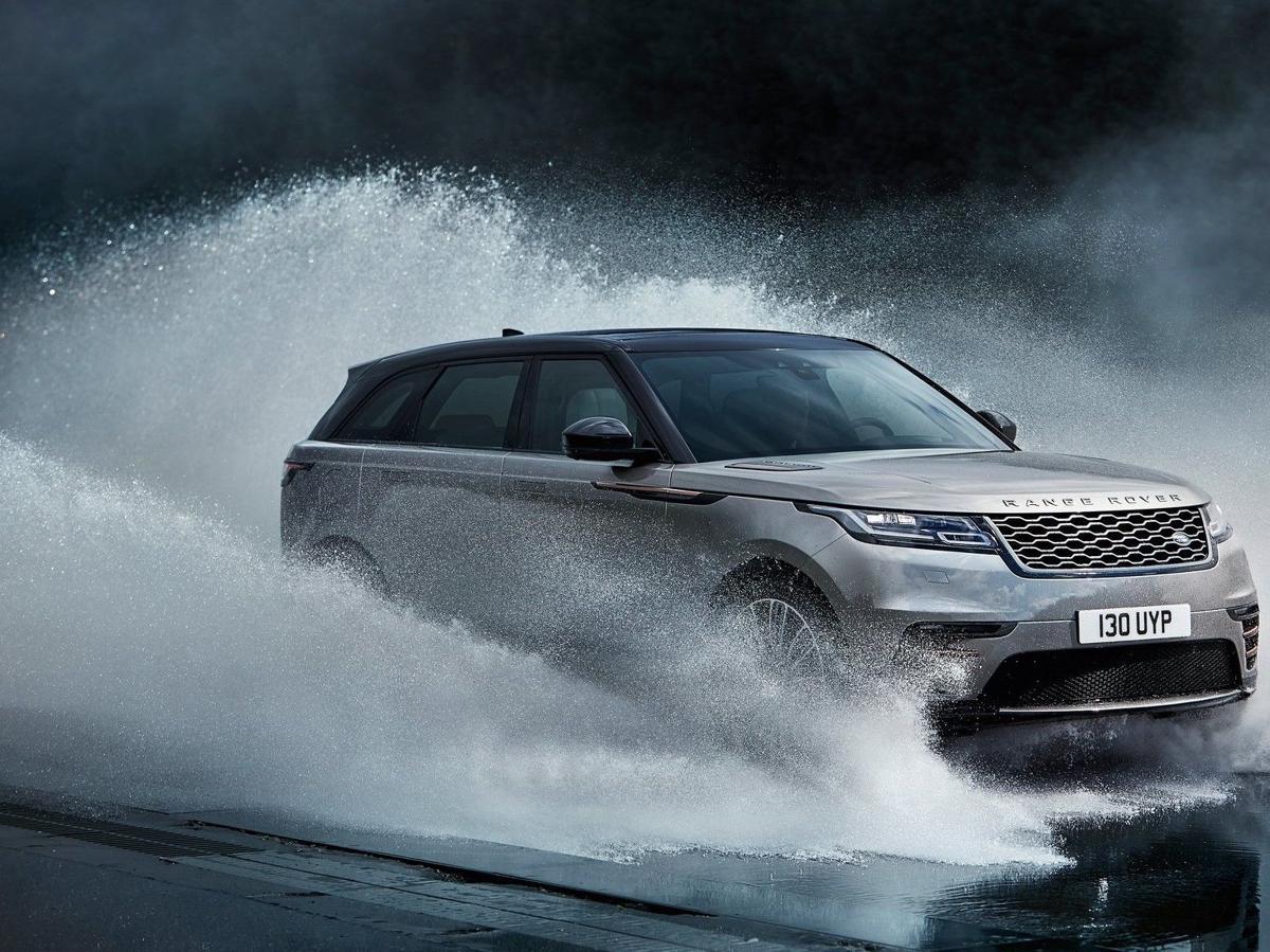 Nuevo Range Rover Velar, tentación poderosa
