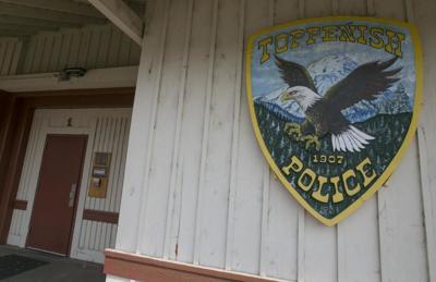 Policía de Toppenish