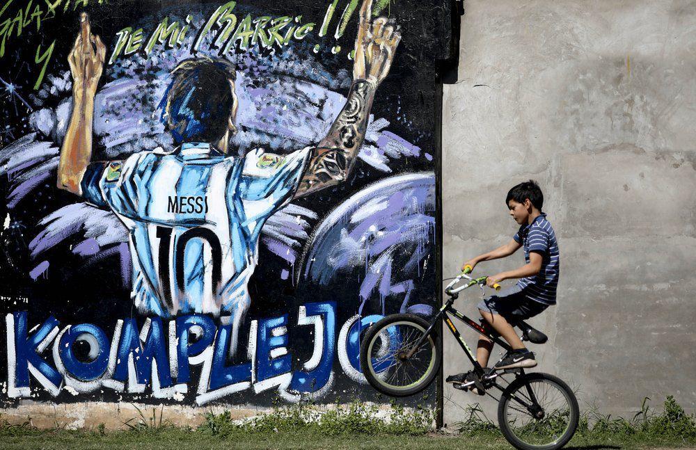 Rosario propone emotivo viaje a la infancia de Messi