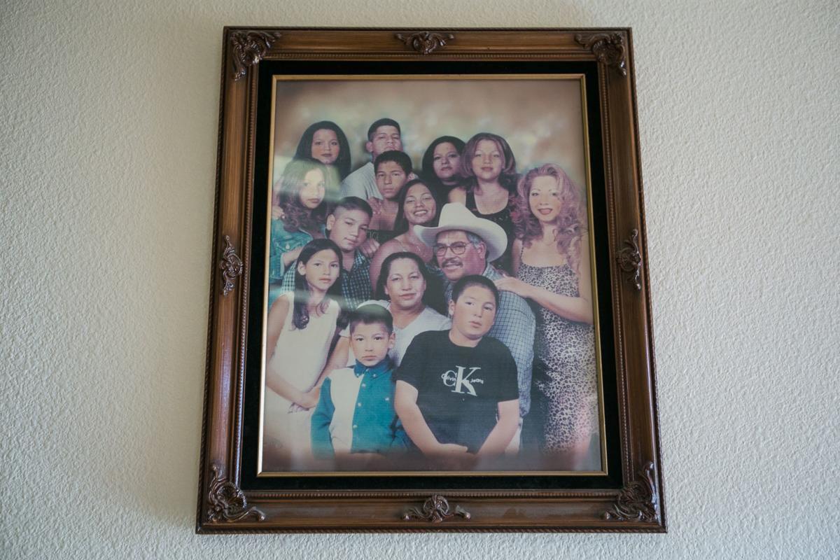 Retrato de la familia Ramos
