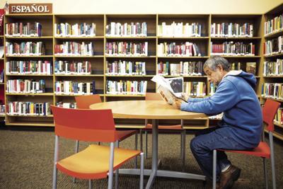 Bibliotecas del Valle de Yakima