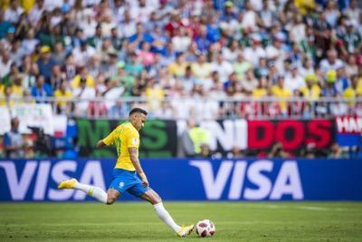 Equipo de futbol de Brasil