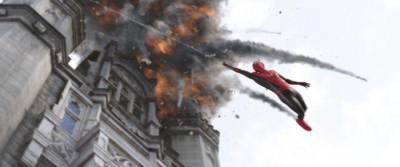 Reseña: Spider-Man se balancea otra vez en exitosa secuela